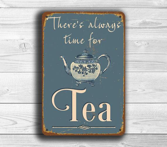 tea-sign
