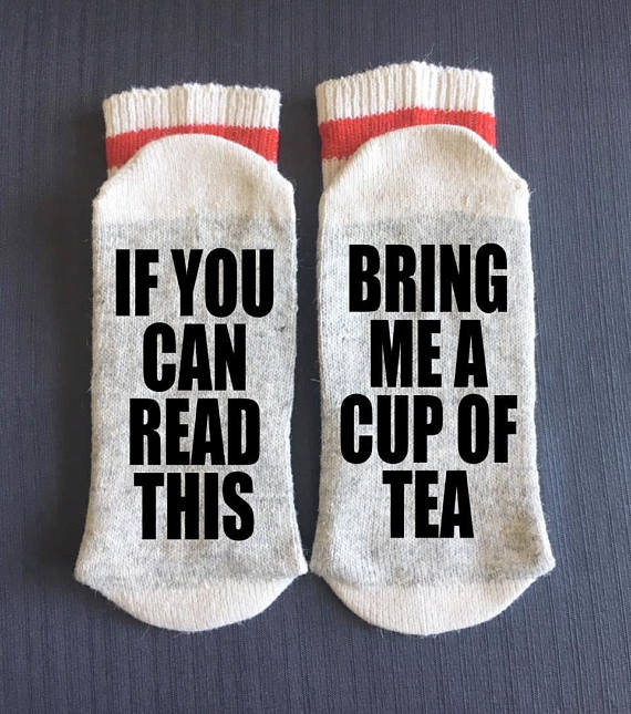 tea-socks